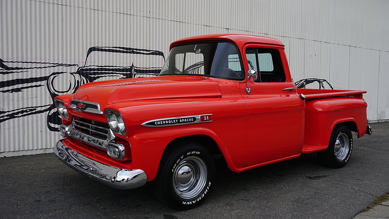 1959 Chevrolet 3100 for sale 100924861