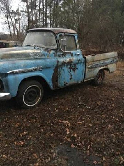 1959 Chevrolet 3100 for sale 100846583