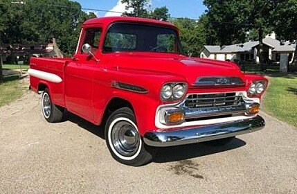 1959 Chevrolet 3100 for sale 101000170