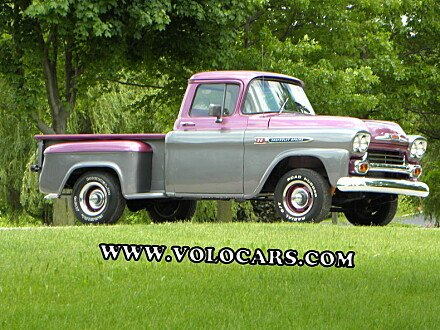 1959 Chevrolet Apache for sale 100768277