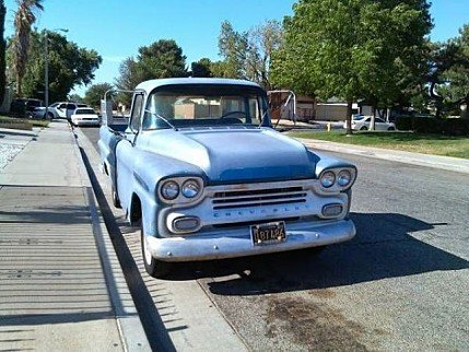1959 Chevrolet Apache for sale 100801119