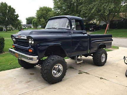 1959 Chevrolet Apache for sale 100846811