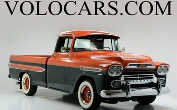 1959 Chevrolet Apache for sale 100847366