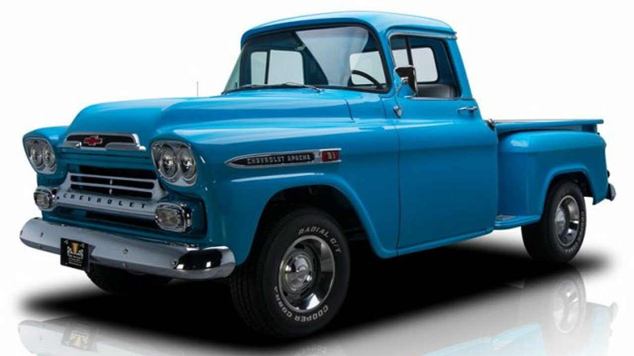 Chevrolet Apache Classics For Sale On Autotrader 1949 Chevy Truck Lowrider 1959 100834680