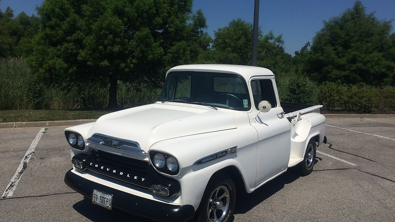 1959 Chevrolet Apache for sale 100889012