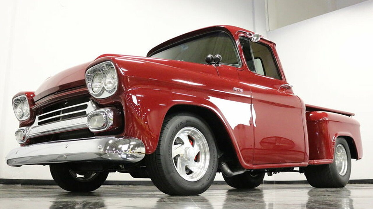 1959 Chevrolet Apache for sale near Fort Worth, Texas 76137 ...
