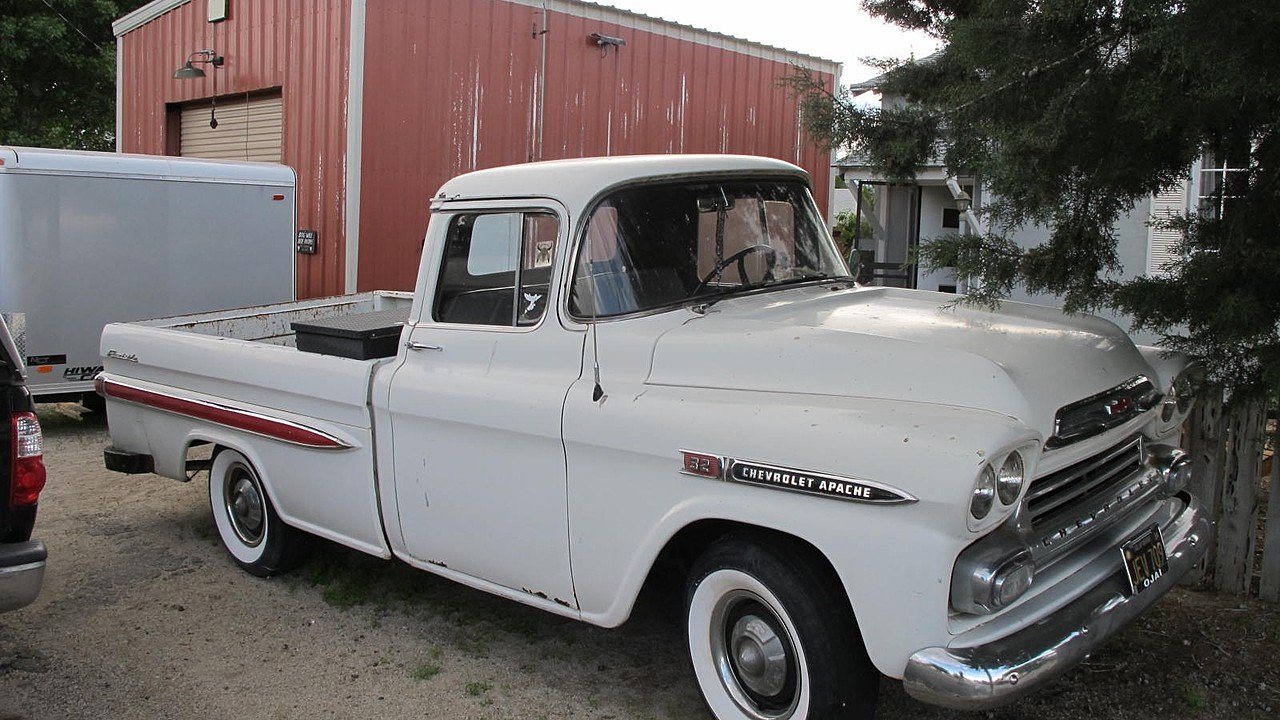 1959 Chevrolet Apache for sale 100944795