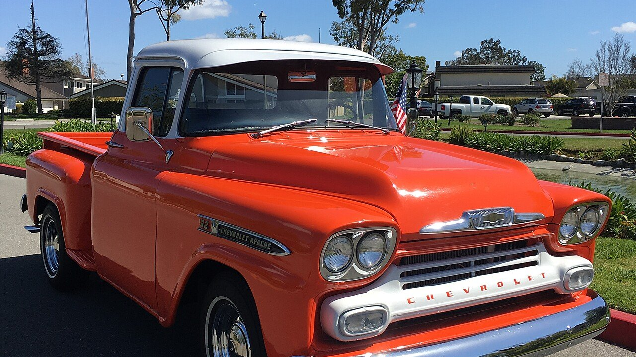 1959 Chevrolet Apache for sale 101001029