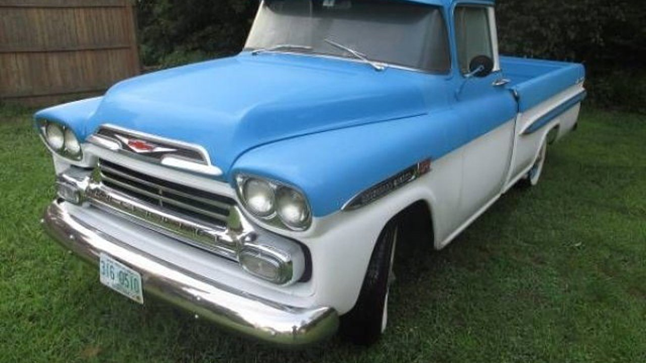 1959 Chevrolet Apache for sale 101014053