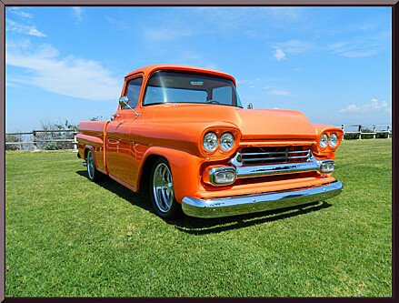 1959 Chevrolet Apache for sale 100741469