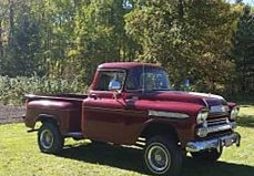 1959 Chevrolet Apache for sale 100791882