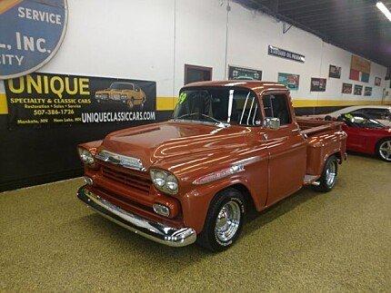 1959 Chevrolet Apache for sale 100878519