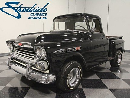 1959 Chevrolet Apache for sale 100945616