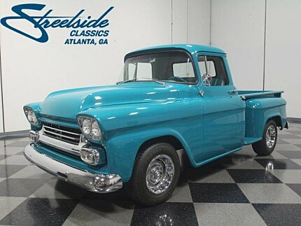 1959 Chevrolet Apache for sale 100945782