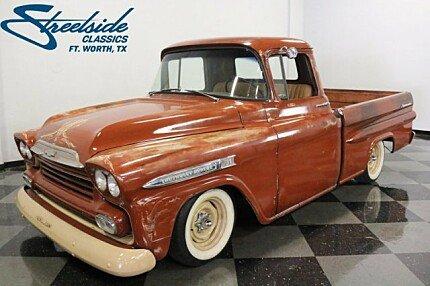 1959 Chevrolet Apache for sale 100946691