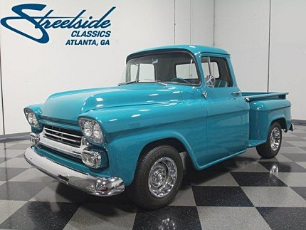1959 Chevrolet Apache for sale 100948019