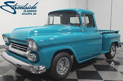 1959 Chevrolet Apache for sale 100970253