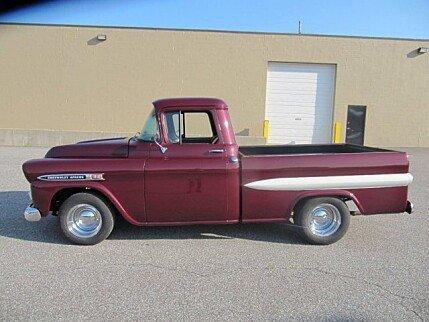 1959 Chevrolet Apache for sale 101014404