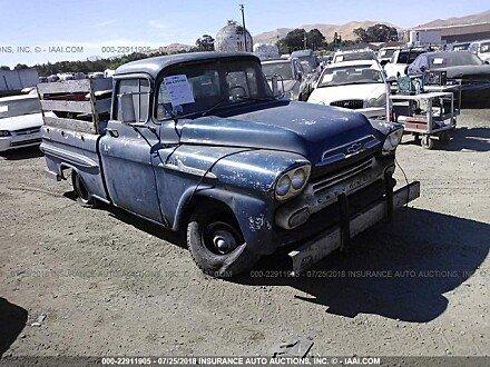 1959 Chevrolet Apache for sale 101016668