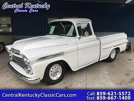 1959 Chevrolet Apache for sale 101031319