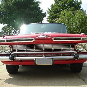 1959 Chevrolet Bel Air for sale 100771747