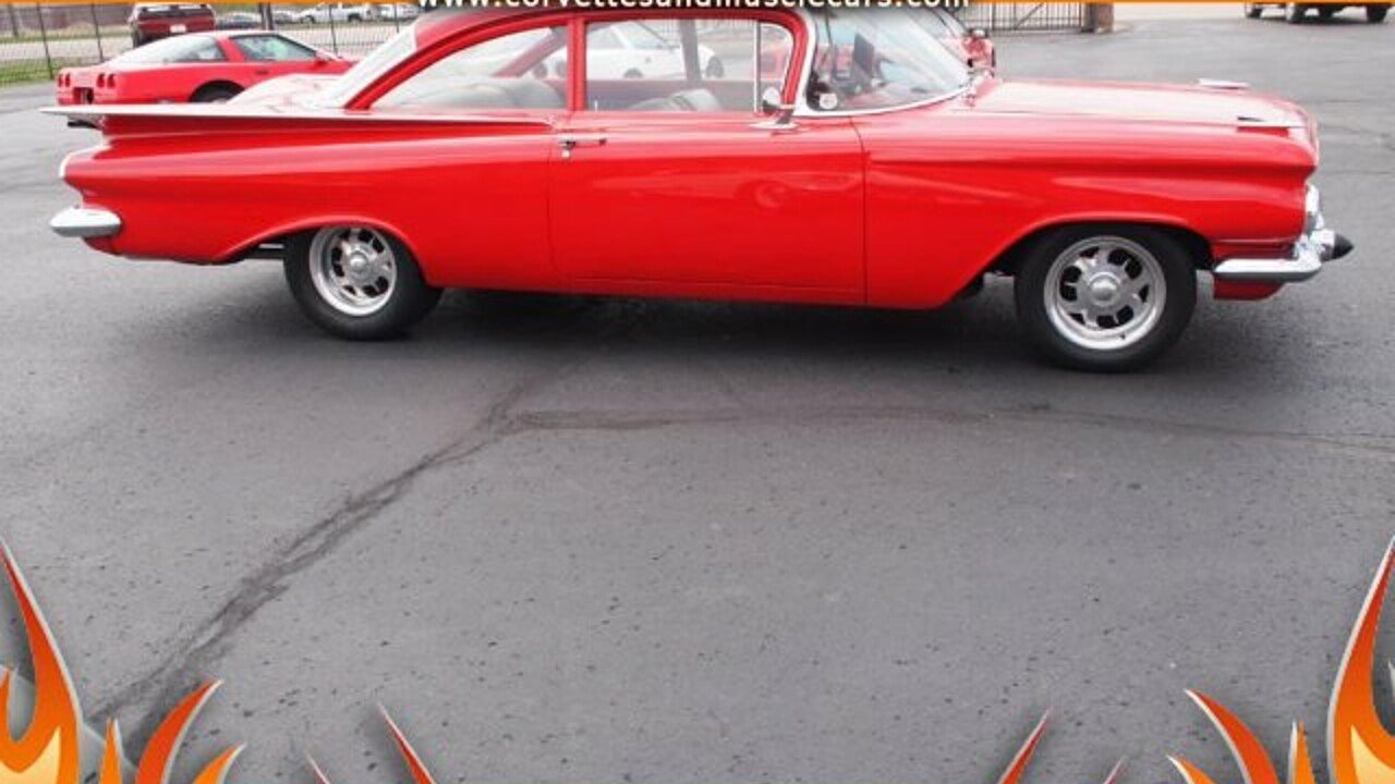 1959 Chevrolet Bel Air for sale near North Canton, Ohio 44720 ...