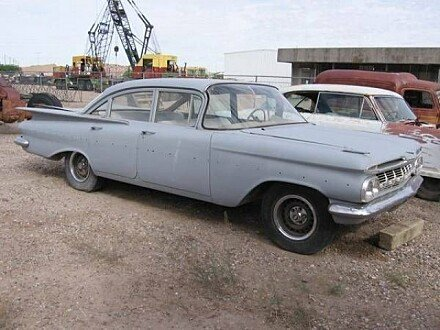 1959 Chevrolet Bel Air for sale 100824316