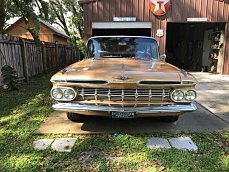 1959 Chevrolet Bel Air for sale 100930084
