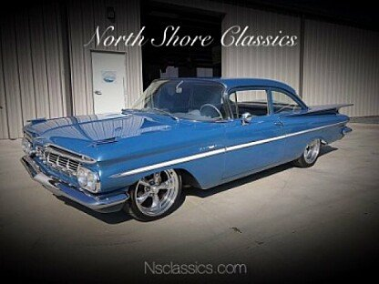 1959 Chevrolet Bel Air for sale 100981661