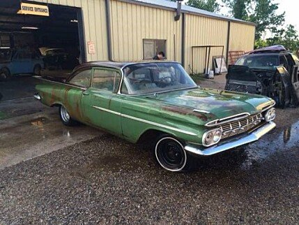 1959 Chevrolet Biscayne for sale 100824545