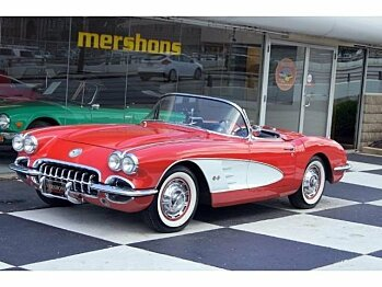 1959 Chevrolet Corvette for sale 100783546
