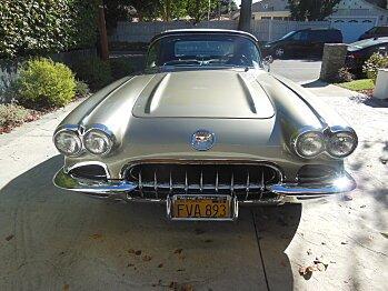 1959 Chevrolet Corvette for sale 100820011