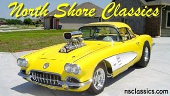 1959 Chevrolet Corvette for sale 100775789
