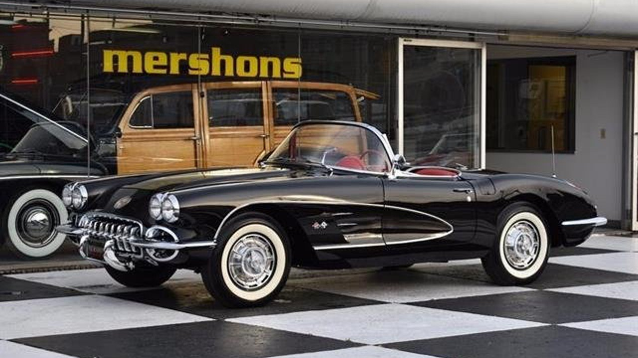 1959 Chevrolet Corvette for sale 100923621