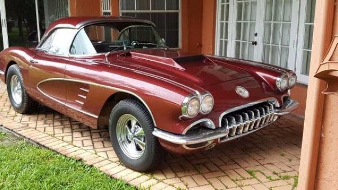 1959 Chevrolet Corvette for sale near Cadillac, Michigan 49601 ...