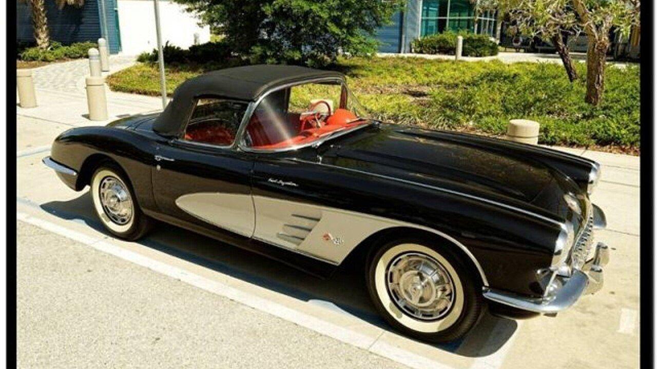 1959 Chevrolet Corvette for sale near Sarasota, Florida 34232 ...