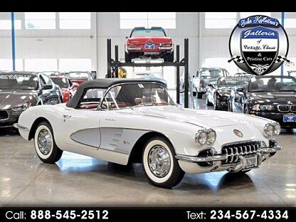 1959 Chevrolet Corvette for sale 100873308