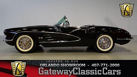 1959 Chevrolet Corvette for sale 100882217