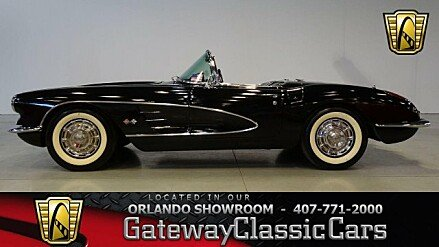 1959 Chevrolet Corvette for sale 100920031