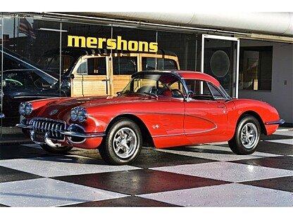 1959 Chevrolet Corvette for sale 100927436