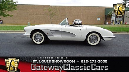 1959 Chevrolet Corvette for sale 100950297