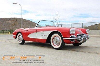 1959 Chevrolet Corvette for sale 100960614