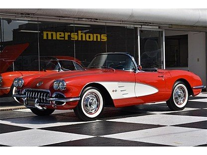 1959 Chevrolet Corvette for sale 100976460