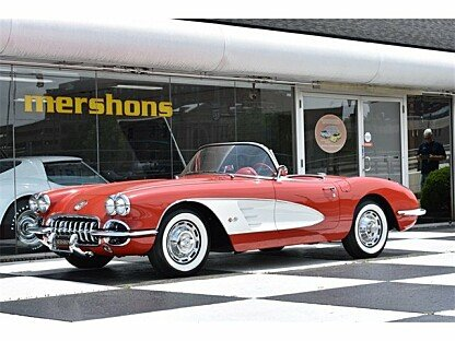 1959 Chevrolet Corvette for sale 100987908