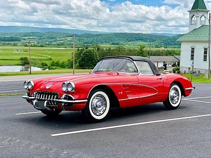 1959 Chevrolet Corvette for sale 100992637