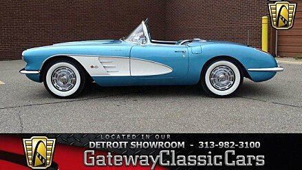 1959 Chevrolet Corvette for sale 100992790