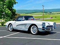 1959 Chevrolet Corvette Convertible for sale 101006899