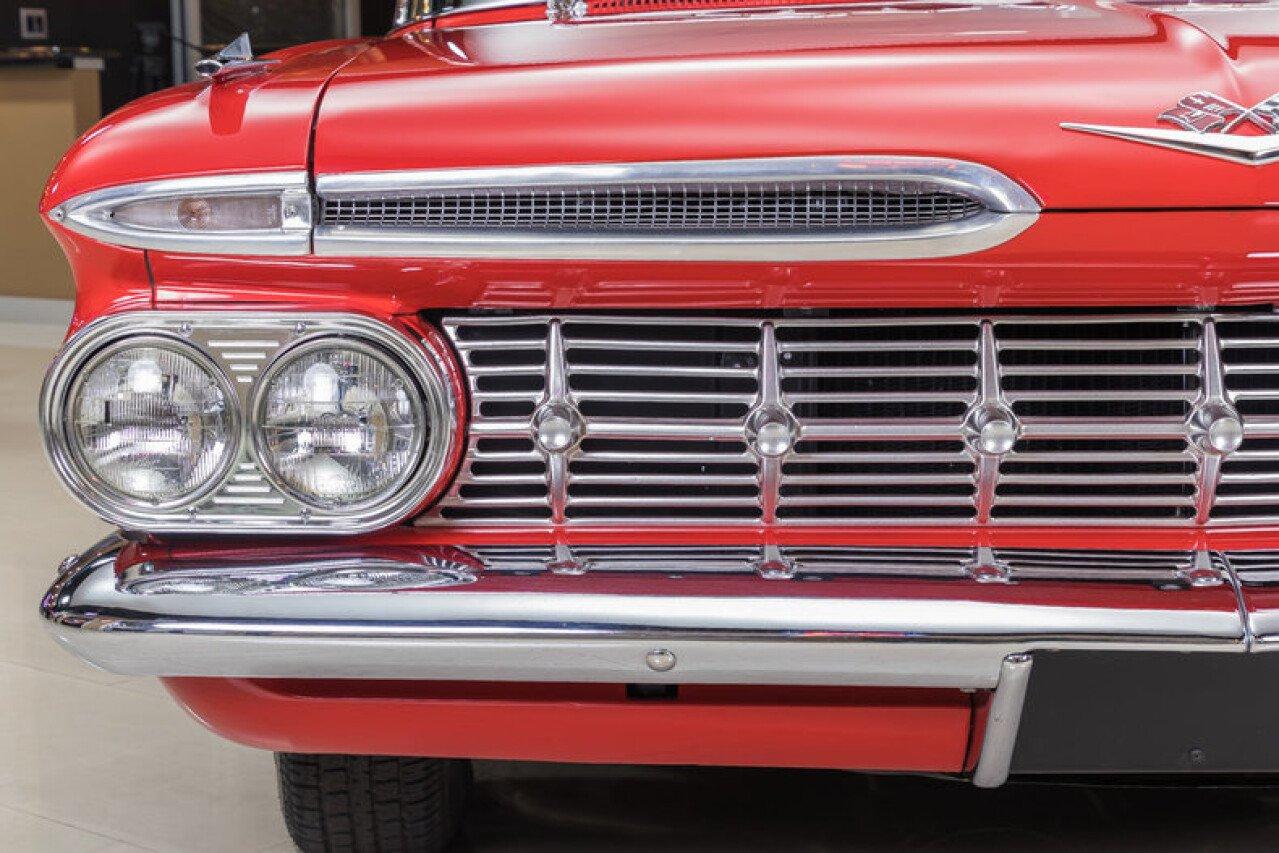1959 Chevrolet El Camino For Sale Near Plymouth Michigan