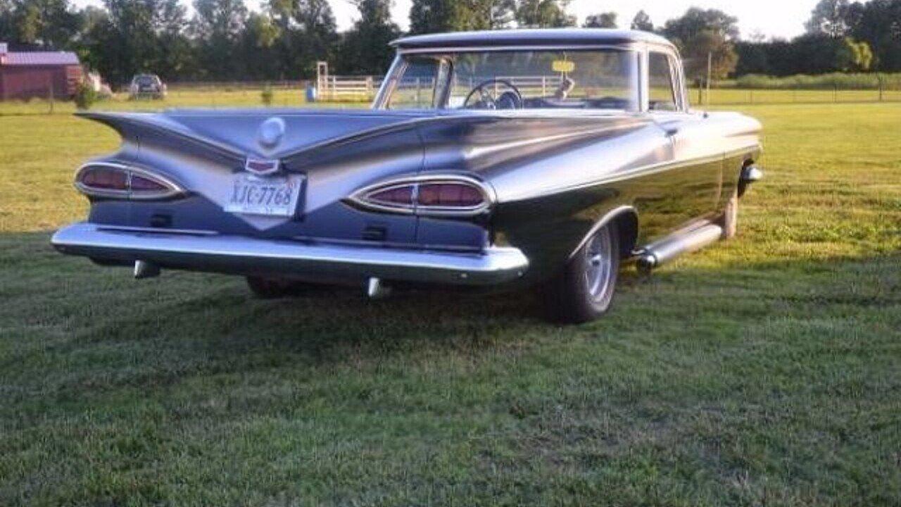1959 Chevrolet El Camino for sale near Cadillac, Michigan 49601 ...
