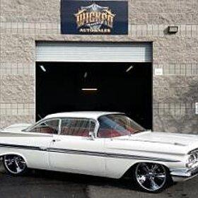 1959 Chevrolet Impala for sale 100768383